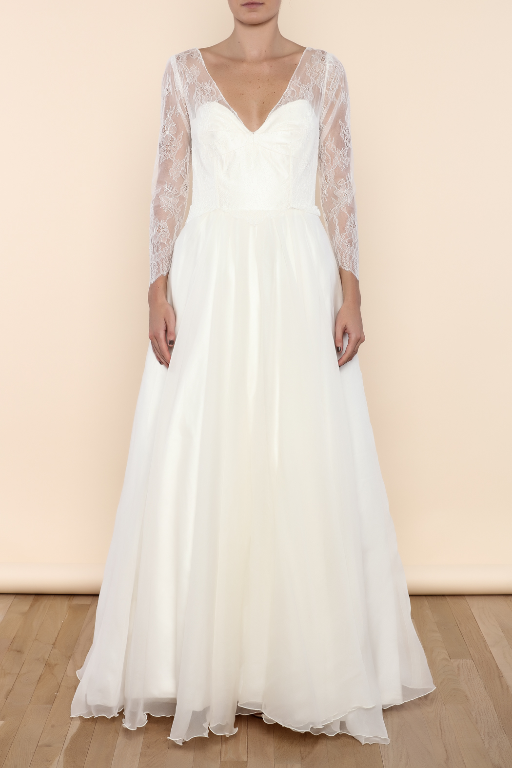 Cicada Madeline Gown - Front Full Image