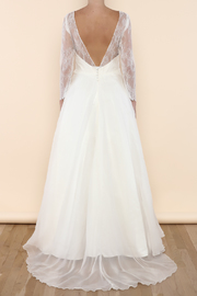 Cicada Madeline Gown - Back cropped