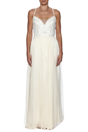 Cicada Zola Gown - Front cropped