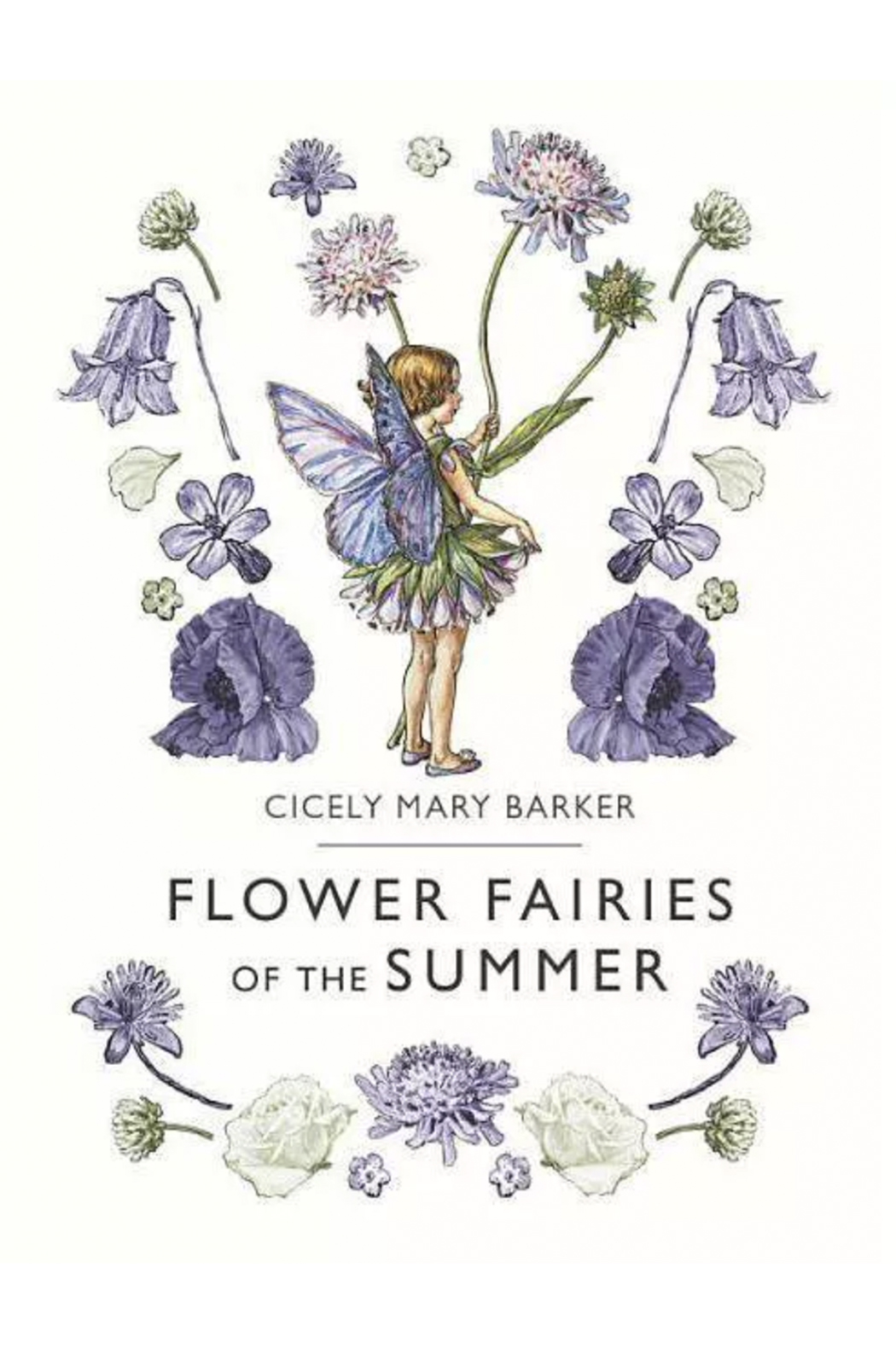 Penguin Books Cicely Mary Baker: Flower Fairies Of The Summer - Front Cropped Image