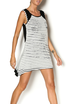 Shoptiques Product: Short Sleeveless Dress