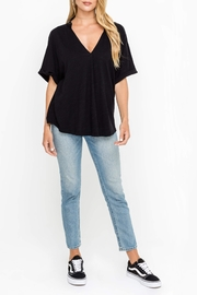 Lush Cici Knit Top - Front cropped