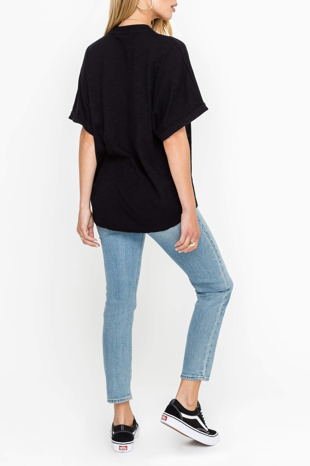 Lush Cici Knit Top - Front Full Image
