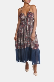 Ciel Bohemian Paisley Maxi Dress - Other