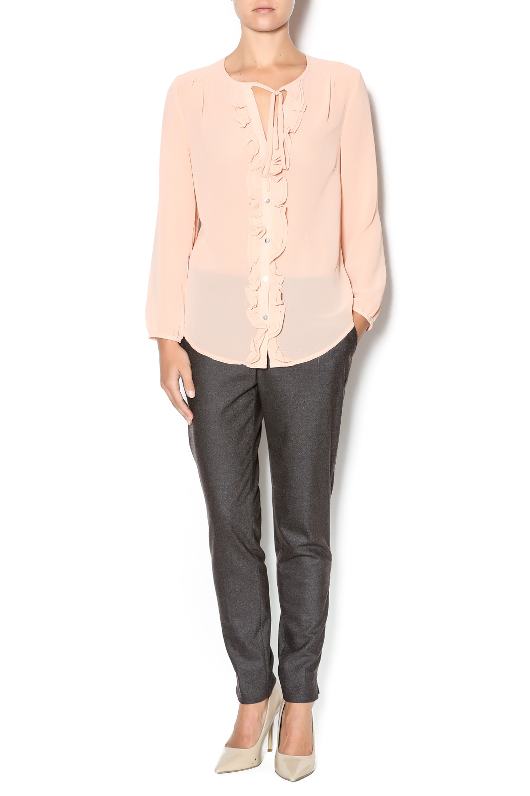 Pretty In Pink Top — Shoptiques