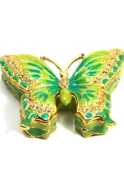 Ciel Collectables Butterfly Box/brooch - Product Mini Image