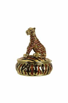 Shoptiques Product: Tiger Collectable Box
