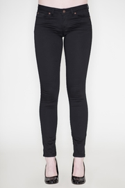 Cielo Black Skinny Jeans - Front cropped