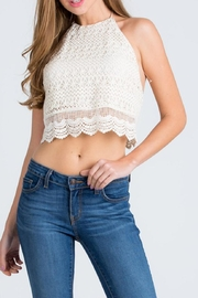 Cien Halter Top - Product Mini Image