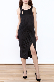 Cien Twist Midi Dress - Product Mini Image