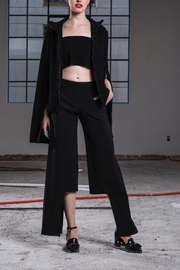 Cihuah Asymmetrical Pants - Front cropped
