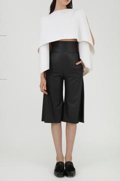 Cihuah Flared High-Waist Pants - Alternate List Image
