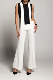 Cihuah Flared Trousers - Front cropped