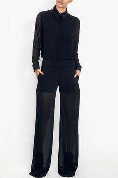 Shoptiques Product: Transparent Trousers