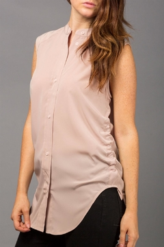 Shoptiques Product: Cinched Side Blouse