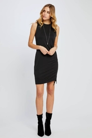 Gentle Fawn Cinched Side Dress - Product Mini Image