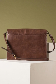 Simply Noelle Cinched Signature Bag - Side cropped