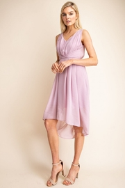 Gilli Cinched Waist Dress - Product Mini Image