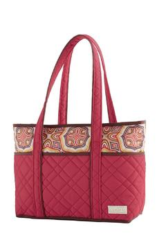 Shoptiques Product: Red Carryall Tote
