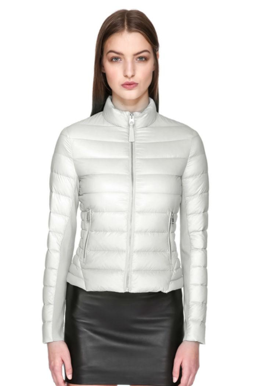 Mackage Cindee Light-Down Jacket - Front Cropped Image