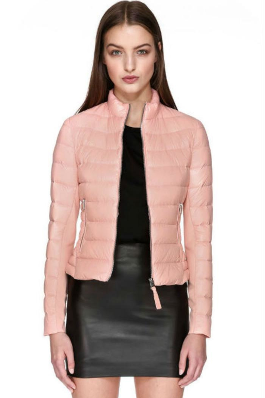 Mackage Cindee Light-Down Jacket - Front Full Image