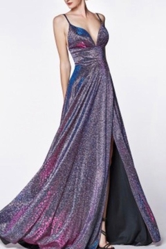Shoptiques Product: Sparkle Glitter Gown