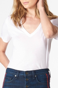 Veronica Beard Cindy V-Neck - Product List Image