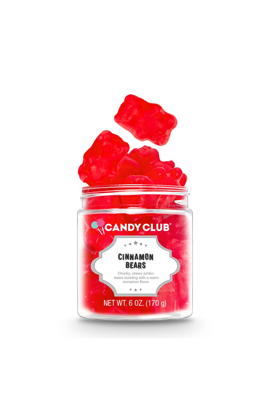 Candy Club Cinnamon Bears - Front Cropped Image