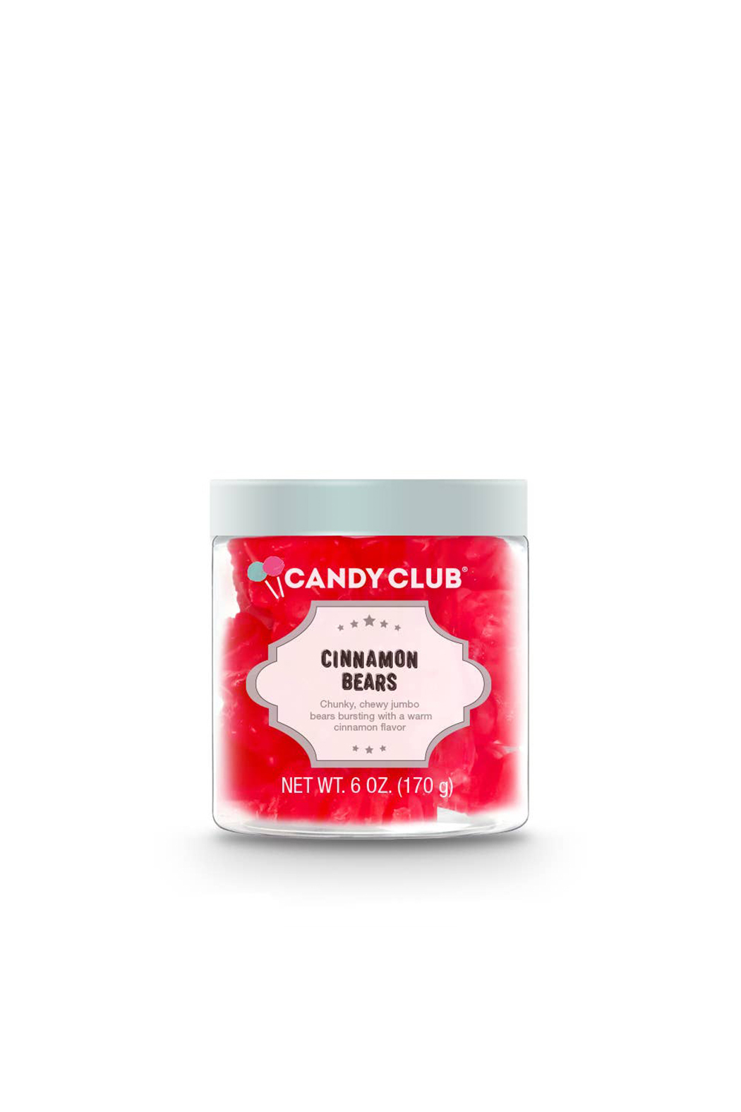 Candy Club Cinnamon Bears - Side Cropped Image