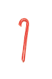 Hammond's Candies Cinnamon Candy Cane - Front cropped