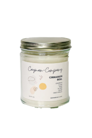 Cayman and Company  Cinnamon Roll Candle - Product Mini Image