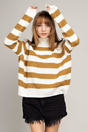 Mittoshop Cinnamon Stripe Sweater - Product Mini Image