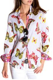 cino Butterfly Shirt - Front cropped