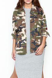 Cinq a Sept Rose Canyon Jacket - Front cropped