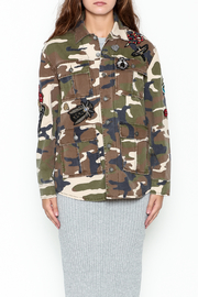 Cinq a Sept Rose Canyon Jacket - Front full body