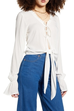 Band Of Gypsies CINQUE TERRE BLOUSE - Product List Image