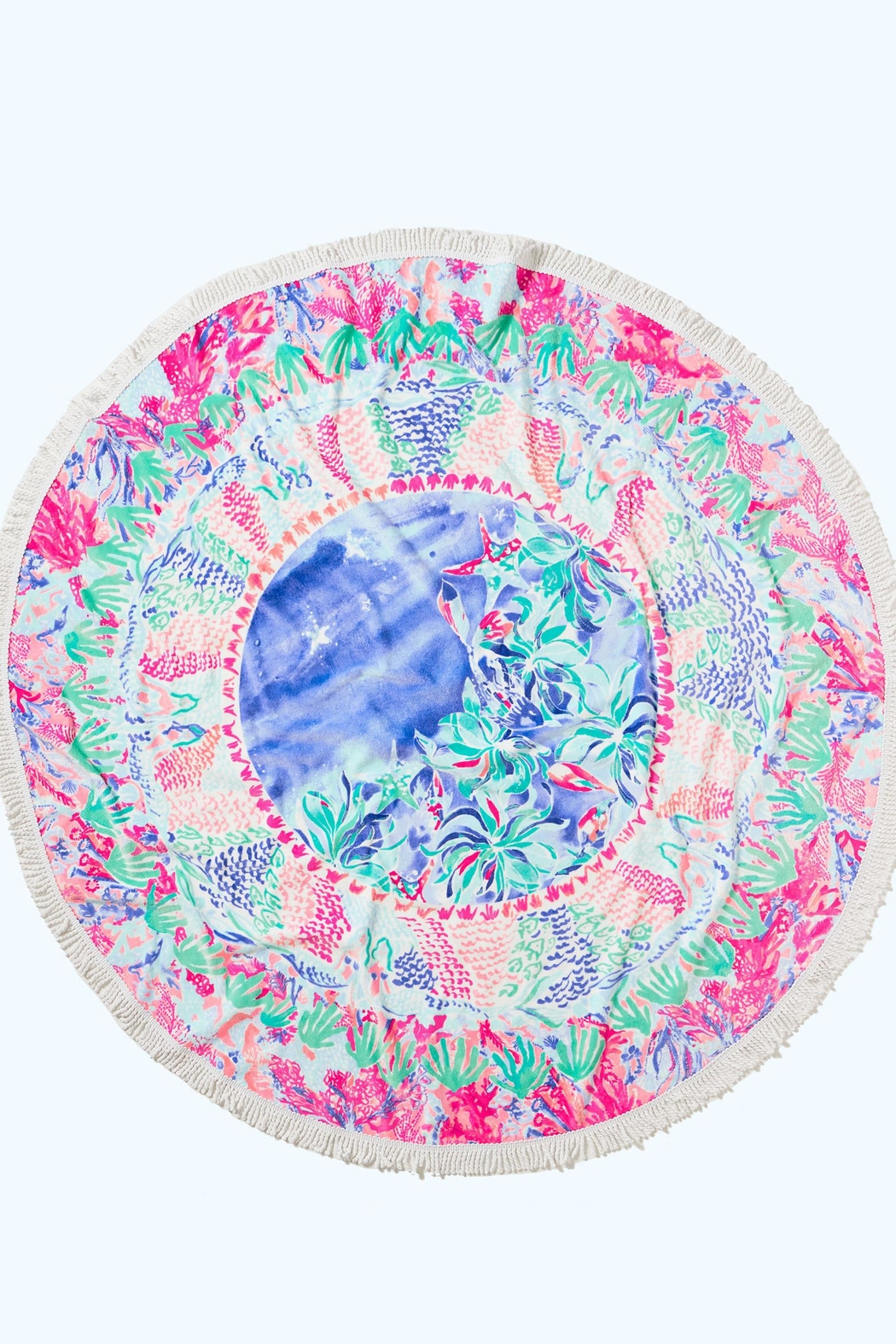8194ab535d553f Lilly Pulitzer Beach Towel - The Most Beautiful Beach 2017