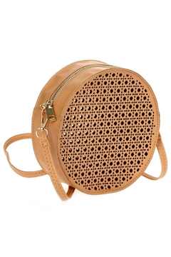 joseph d'arezzo Circle Messenger Bag - Product List Image