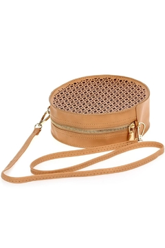 joseph d'arezzo Circle Messenger Bag - Alternate List Image