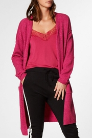 Circle Of Trust Nowy Long Cardigan - Product Mini Image