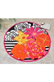 Gift Craft Circlular Beach Towel - Product Mini Image