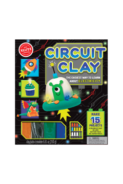 Klutz Circuit Clay - Product List Image