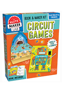 Klutz Circuit Games - Product List Image
