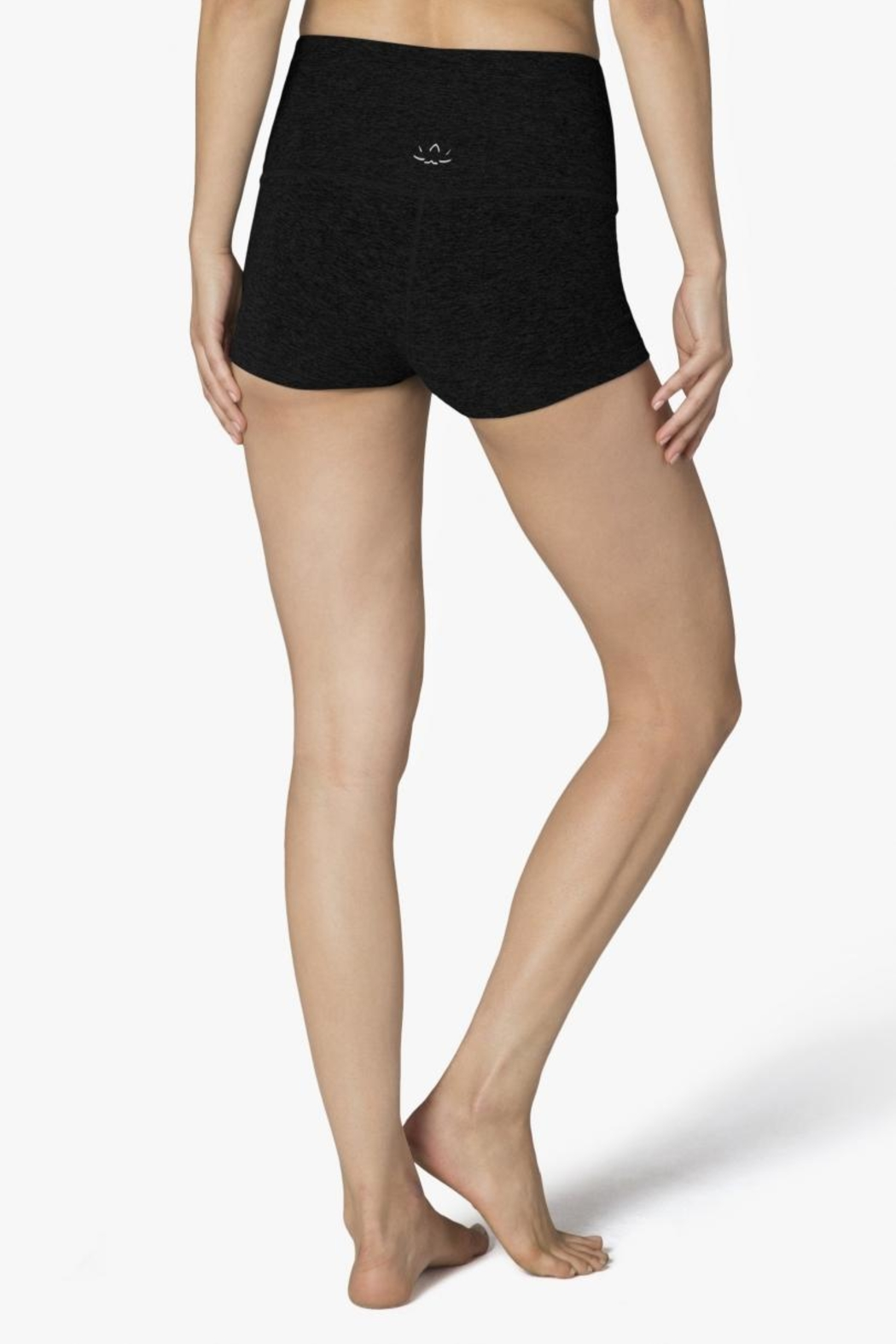 Beyond Yoga Circuit High-Waisted Shorts - Side Cropped Image