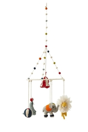Pehr Designs Circus Mobile - Front cropped