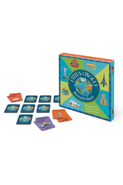 Barefoot Books Cities Of The World Memory Game - Product Mini Image