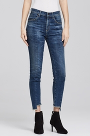 Citizens of Humanity Amari Step-Hem Ankle - Front cropped