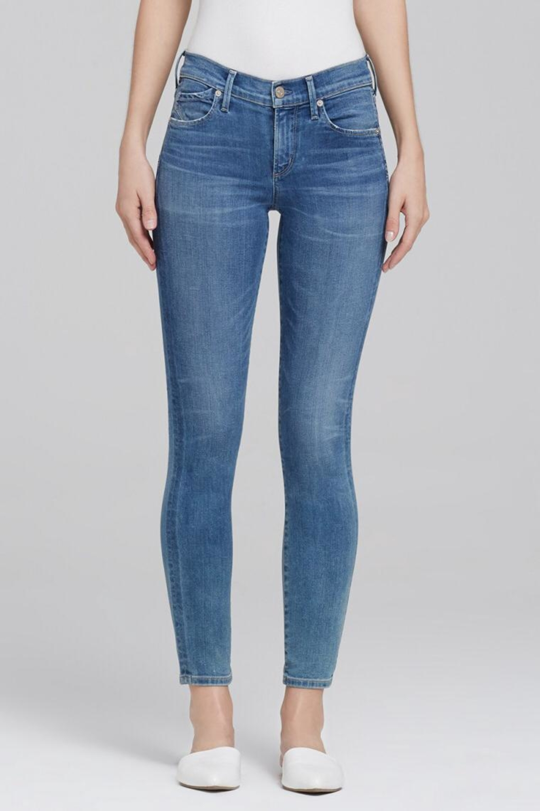 Citizens of Humanity Avedon Ankle Skinny Jeans - Main Image
