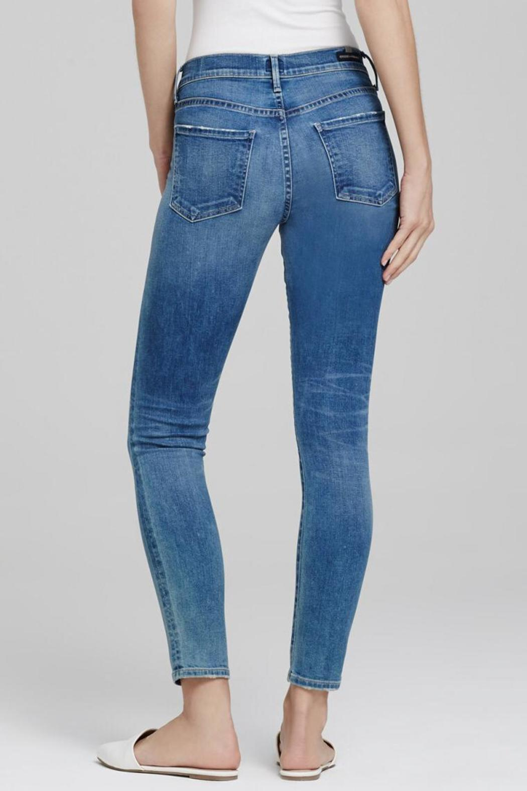 Citizens of Humanity Avedon Ankle Ultra Skinny - Side Cropped Image