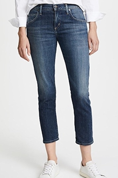 Citizens of Humanity Boyfriend Cropped Jean - Product List Image